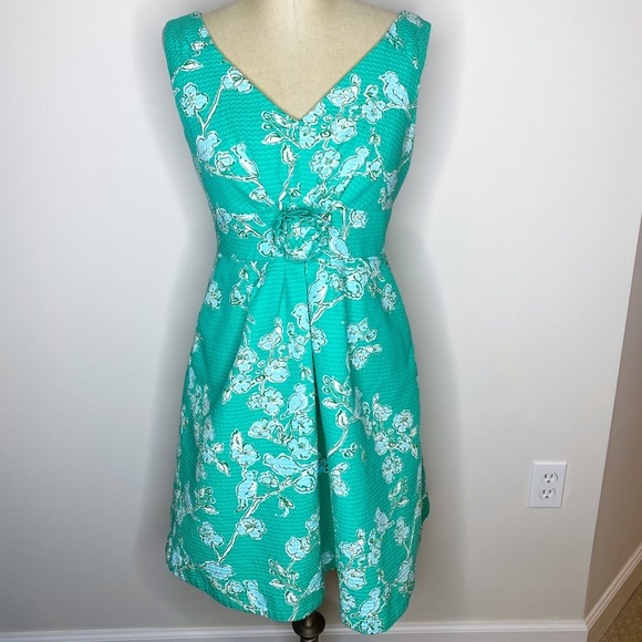 Lilly Pulitzer | Parker Lagoon Bird and Bees Dress